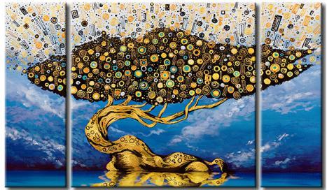 Schreiender Baum